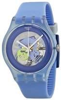 Swatch Women's Originals SUOS100 Rubber Swiss Quartz Watch
