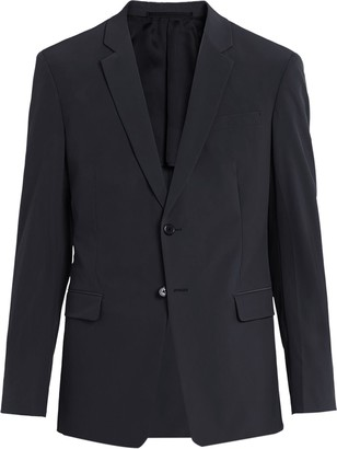 Prada technical fabric two-piece suit