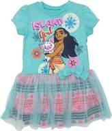 Disney Moana Toddler Girls' Tulle Dress