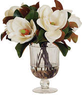 "Winward Silks 16"" Magnolia Arrangement - Faux"
