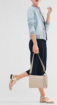 Esprit Clutch or shoulder bag in faux leather