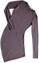 Alexander Wang Purple Cotton - elasthane Dress for Women