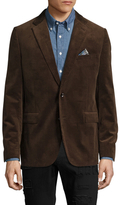 Gant Heavy Corduroy Notch Lapel Blazer