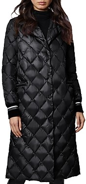 Dawn Levy Dawn Diamond-Quilted Coat