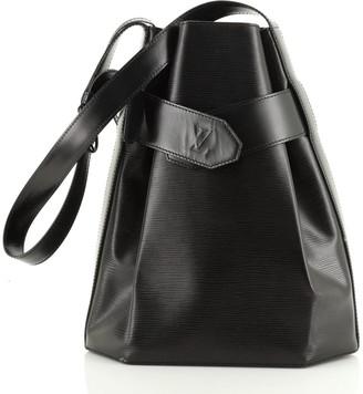 Louis Vuitton Vintage Sac d'Epaule Handbag Epi Leather GM