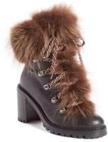 Christian Louboutin Fanny Genuine Fur Boot