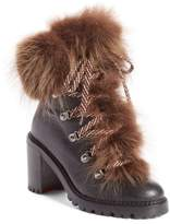 Christian Louboutin Women's Fanny Genuine Fur Boot