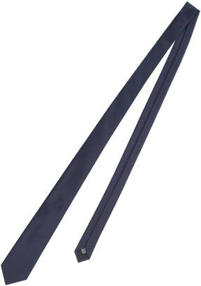 Lanvin Glossy Finish Tie