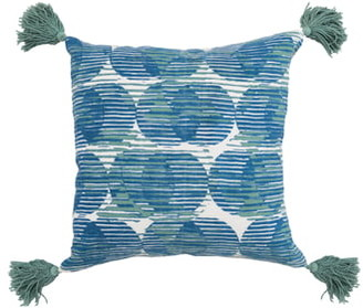 Villa Home Collection Olympia Accent Pillow