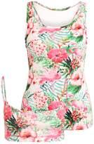 Lotto FLAMIFLOWER SET Vest pink romantic