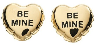 MARC JACOBS, THE The Balloon Studs Be Mine earrings