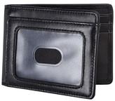 Merona Men's Front Pocket Wallet Black