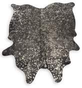 Saddlemans Devore Metallic Cowhide Rug