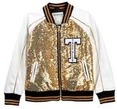True Religion Sequin Jacket (Little Girls)