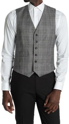 Reiss Folic Modern Fit Suit Waistcoat Vest