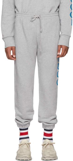 Gucci Grey Medley Sweatpants