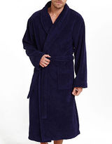 FGL Mens Luxury Cotton Towelling Robe