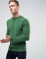 Benetton Sweater In Shetland Wool