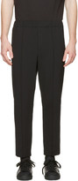 Alexander Wang Black Tailored Lounge Pants