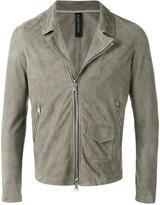 Giorgio Brato zip jacket