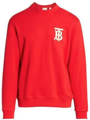 Burberry Dryden TB Crewneck Sweatshirt