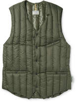 Rocky Mountain Featherbed Six Month Quilted Shell Down Gilet