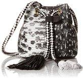 Cynthia Vincent Dori Bucket Cross-Body Bag