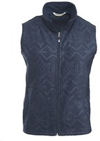 Woolrich Women's Andes Embossed Fleece Vest