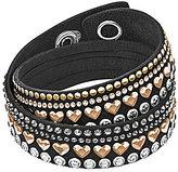 Swarovski Slake Heart Wrap Bracelet