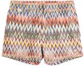Missoni Zigzag-Print Swim Short