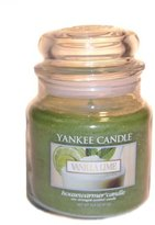 Yankee Candle Vanilla Lime Medium Jar 14.5oz Candle