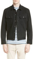 A.P.C. Men's Veste Benjamin Denim Jacket