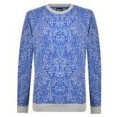 Dkny Print Crew Neck Sweatshirt