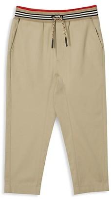 Burberry Little Boy's & Boy's Curran Drawstring Pants