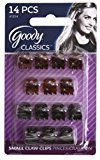 Goody Mini Claw Clips 14 ea (Pack of 4)