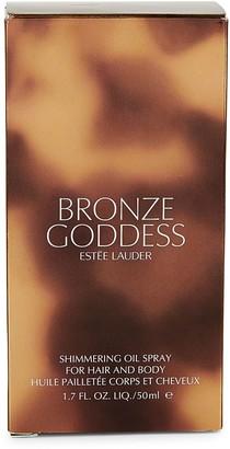 Estee Lauder Bronze Goddess Shimmering Oil Spray for Hair & Body