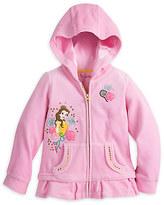 Disney Belle Fleece Zip Hoodie