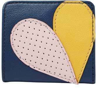 Fossil Madison Bifold Wallet Twilight