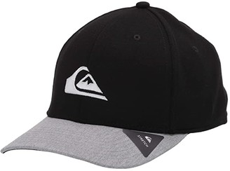 Quiksilver Pinpoint Stretch (Black) Baseball Caps