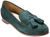 Cole Haan Pinch Grand Tassel Suede Loafers