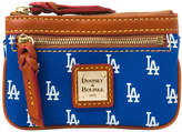 Dooney & Bourke MLB Dodgers Small Coin Case