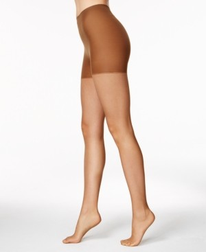 Berkshire The Skinny No Waistband Tummy Control Ultra Pantyhose Sheers 5018