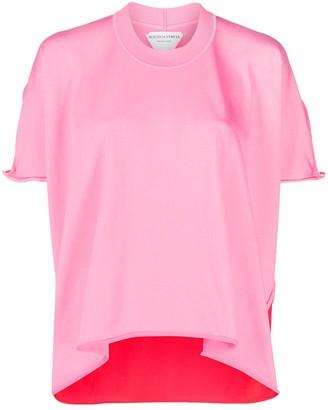 Bottega Veneta two-tone T-shirt