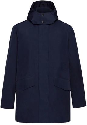 Woolrich GTX 3-In-1 Down Carcoat