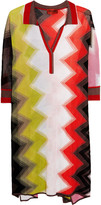 Missoni Oversized crochet-knit top
