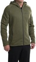 Jack Wolfskin Caribou Lodge Hooded Fleece Jacket (For Men)