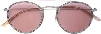 Oliver Peoples Round Sunglasses