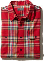 L.L. Bean Signature Castine Flannel Shirt, Slim Fit