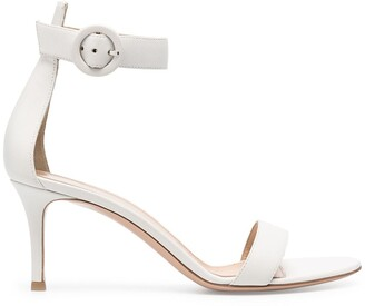 Gianvito Rossi Strappy Heeled Sandals