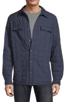 UGG Quilted Spread-Collar Jacket